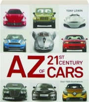 A-Z OF 21ST CENTURY CARS