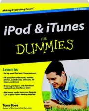 IPOD & ITUNES FOR DUMMIES, 9TH EDITION