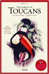 THE FAMILY OF TOUCANS: The Complete Plates