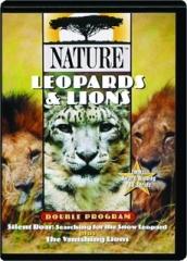 LEOPARDS & LIONS: Nature