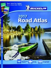 MICHELIN 2017 NORTH AMERICA ROAD ATLAS