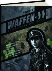 WAFFEN-SS CAMOUFLAGE UNIFORMS, VOLUME 2