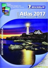 MICHELIN 2017 NORTH AMERICA LARGE FORMAT ATLAS