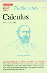 CALCULUS--MATHEMATICS: Barron's College Review Series