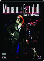 MARIANNE FAITHFULL LIVE IN HOLLYWOOD