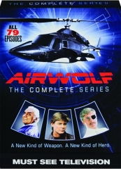 AIRWOLF: The Complete Series