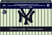 YANKEEOGRAPHY: Pinstripe Legends