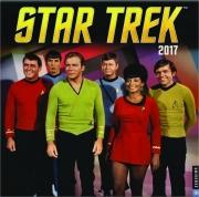 2017 STAR TREK CALENDAR