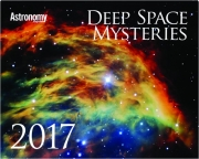2017 DEEP SPACE MYSTERIES CALENDAR