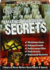 READER'S DIGEST AMAZING UNDERGROUND SECRETS