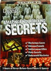 READER'S DIGEST AMAZING UNDERGROUND SECRETS