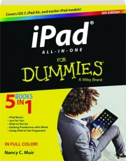 IPAD ALL-IN-ONE FOR DUMMIES, 6TH EDITION