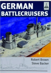 GERMAN BATTLECRUISERS: ShipCraft 22