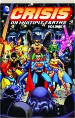 CRISIS ON MULTIPLE EARTHS, VOLUME 6