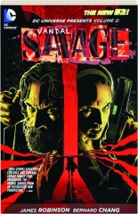 VANDAL SAVAGE, VOLUME 2