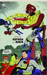 DC'S GREATEST IMAGINARY STORIES, VOLUME 2: Batman and Robin