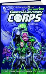 GREEN LANTERN CORPS, VOLUME 3: Willpower