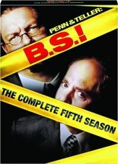 PENN & TELLER--B.S.! The Complete Fifth Season