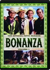 BONANZA, VOLUME 1: The Official Fifth Season