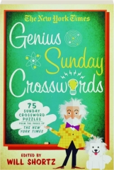 THE NEW YORK TIMES GENIUS SUNDAY CROSSWORDS