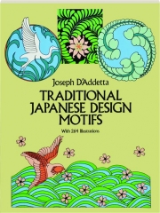 TRADITIONAL JAPANESE DESIGN MOTIFS