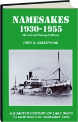 NAMESAKES 1930-1955 REVISED EDITION