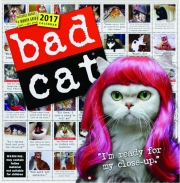 2017 BAD CAT CALENDAR
