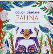 FAUNA: Color Origami