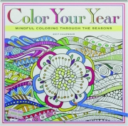 2017 COLOR YOUR YEAR CALENDAR