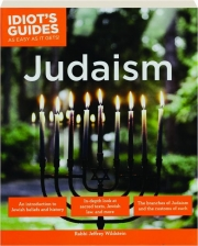 JUDAISM: Idiot's Guides as Easy as It Gets!