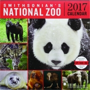 2017 SMITHSONIAN'S NATIONAL ZOO CALENDAR