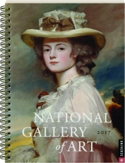 2017 NATIONAL GALLERY OF ART CALENDAR