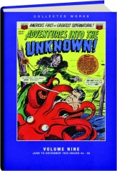ADVENTURES INTO THE UNKNOWN! VOLUME NINE