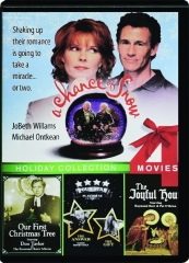 A CHANCE OF SNOW: Holiday Collection 4 Movies
