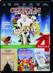 CHRISTMAS IS HERE AGAIN: Holiday Collection 4 Movies