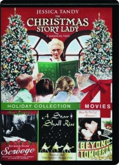THE CHRISTMAS STORY LADY: Holiday Collection 4 Movies