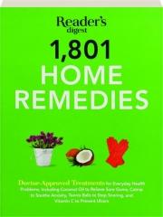 1,801 HOME REMEDIES