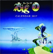 2017 THE ART OF BIG O CALENDAR