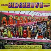 2017 CIRCUS SIDESHOWS CALENDAR