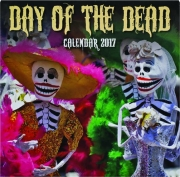 2017 DAY OF THE DEAD CALENDAR