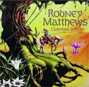 2017 RODNEY MATTHEWS CALENDAR