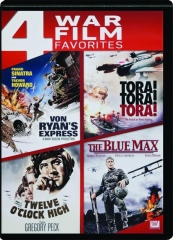 VON RYAN'S EXPRESS / TORA! TORA! TORA! / THE BLUE MAX / TWELVE O'CLOCK HIGH