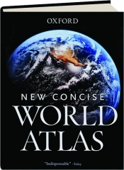 OXFORD NEW CONCISE WORLD ATLAS, FOURTH EDITION