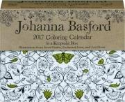 2017 JOHANNA BASFORD COLORING CALENDAR