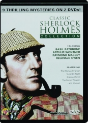 CLASSIC SHERLOCK HOLMES COLLECTION