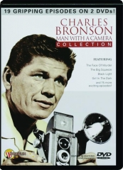 CHARLES BRONSON--MAN WITH A CAMERA COLLECTION