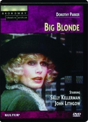 BIG BLONDE: Broadway Theatre Archive