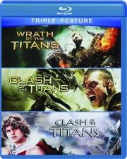 WRATH OF THE TITANS / CLASH OF THE TITANS (2010) / CLASH OF THE TITANS (1981)