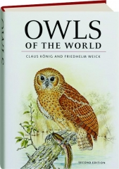 OWLS OF THE WORLD, SECOND EDITION