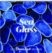2017 DOWN EAST SEA GLASS CALENDAR